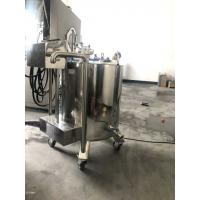Lab Scale Fluid Bed Dryer , SS Static Laboratory Spray Dryer Industrial