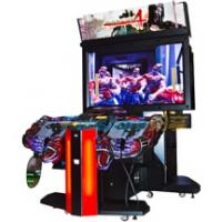 China Dead House Video Games Laser Shooting Simulator Arcade Games Machines / Video Arcade on sale
