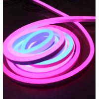 Buy cheap 24v rgb led neon flex digital led neon Christmas light decoration outdoor from Wholesalers