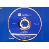 Microsoft Windows 8.1 Pro Pack 32 Bit Or 64 Bit Retail Box French Version for PC