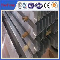 Buy cheap u-shapes profil aluminum extrusion manufacture, industrial aluminum extrusion in china from Wholesalers