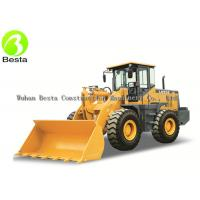 Buy cheap Heavy Duty 5Ton Front End Wheel Loader  5000KG  With Diesel Motor from Wholesalers