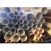 """China TP316 316L ASTM A312 6"""" SCH40 Ss Welded Pipe factory"""