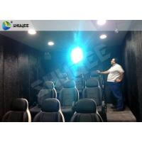 China Electic Simulator System Mobile 5D Theater equipment With 2 Years Warranty factory