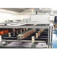 Buy cheap High Voltage Withstanding Testing  Busbar Fabrication Machine Busbar Length 1.5M-6M from Wholesalers