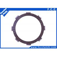 Buy cheap Honda CG125 Motorcycle Clutch Plate , Friction Clutch Disc And Pressure Plate from Wholesalers