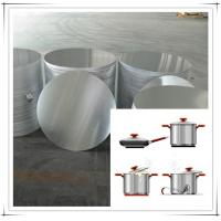 Hot Rolled Aluminum Circle with Alloy 1050 1100 1060 3003 for Aluminium Cookwares