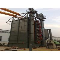 Buy cheap Single Hook Hanger Type Shot Blasting Machine Welding Parts Cleaning ISO9001 from Wholesalers