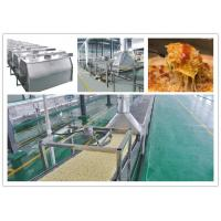 Quality Corn Or Wheat Flour Non Fried Instant Noodle Production Line And Noodle Machines for sale