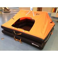 Buy cheap Solas White water viking cheap life raft with light from Wholesalers