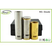 Buy cheap Orochi Mechanical Mod E Cig Ego 510 Thread , Telescope Electronic Cigarette from Wholesalers
