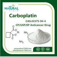Buy cheap Ture Manufacturer since 2005 Health medical anti cancer drug carboplatin from wholesalers
