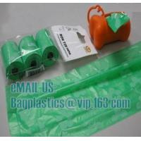 China plastic mittens, citipicker bag, litter bags, poop bags, pet supplies, tidy bag, dog waste factory