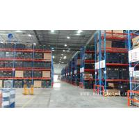 Buy cheap Custom Powder Coating Warehouse Rack Numbering System 2500kg / Layer Capacity from Wholesalers