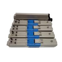 China Remanufactured for OKI 44469803/ 44469704/ 44469705/ 44469706 Color Toner Cartridges factory