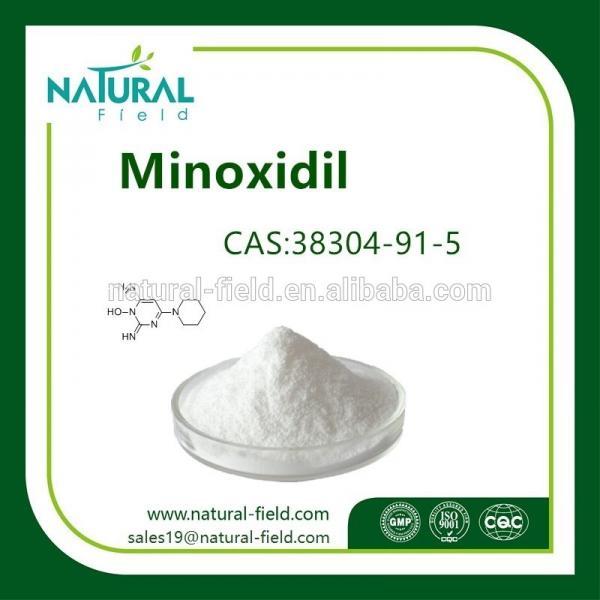 Preventing hair loss minoxidil Minona powder CAS:38304-91-5