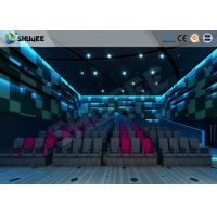 China Luxury Large 4D Cinema System factory