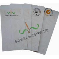 Buy cheap White Color Custom Printed Mailing Envelopes , Personalized Mailing Envelopes from Wholesalers