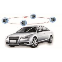 Buy cheap HD CMOS 360 Degree Panoramic Security System,4 Channels DVR Car ReverseParkingSystem from Wholesalers