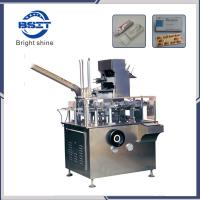 China BSM-125 Automatic blister Carton Into Box Packing Boxing Equipment factory