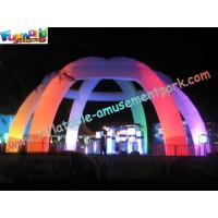 Buy cheap Color Change Tent Inflatable Lighting Decoration For Wedding , 6M from Wholesalers