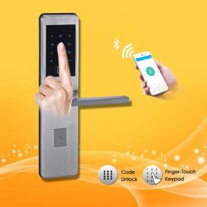 Keyless Password Door Lock Touch screen first-rate long warranty contactlessly mifare card door lock