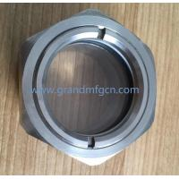 China high pressure NPT 2 INCH stainless steel 304 reactor mixer equipment  sight glass sight window oil level sight gauges on sale