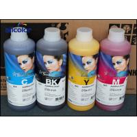 China Epson Solvent Based Printing Inks Eco Friendly With Wide Color Gamut factory