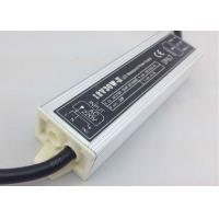 China Short Circuit Protection LEDWaterproof Driver , 12V 2.5A Switching Power Supply on sale