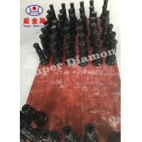 China 5 1/8 Inch 130mm DHD340 drill Bits with Guage 8*16mm Center 8*14mm for hard rock factory