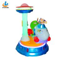 Buy cheap Amusement Arcade Kiddie Rides Eco - Friendly Material / Coin Operated Ride On from wholesalers