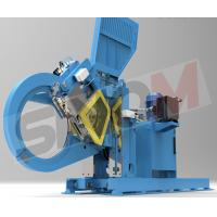 China High quality Automatic Rebar and H Beam Bundling machine for rolling mill factory