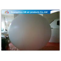 China Colorful Inflatable Advertising Balloon / Flying Saucer Helium Balloon factory