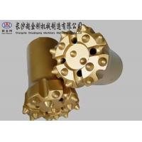 China Low Breakage Button Drill Bit 45mm-152mm with Alloy Steel Material factory