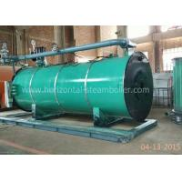 Buy cheap Industrial Oil System Boiler Diesel Gas Fired Chamber Combustion High Performance from Wholesalers