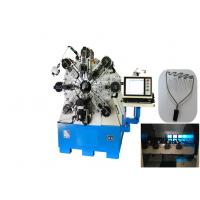 Buy cheap Camless Automatic Spring Machine, Spring Coiling MachineWith Twelve Axes from Wholesalers