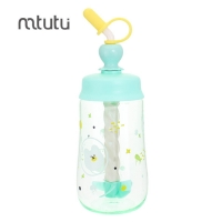 Buy cheap Food Grade Material 450ml Shaker Water Bottle For Kids from wholesalers