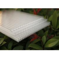 Buy cheap Thermal Insulation Polycarbonate Roofing Sheets For Building Skylights from wholesalers