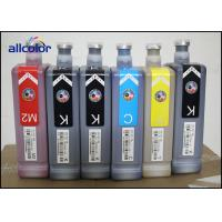 China CMYK Galaxy Eco Solvent Ink Eco Friendly For Digital Color Printing Machine factory
