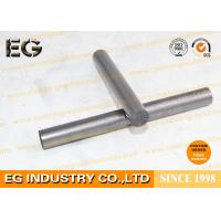 Buy cheap 1/4 Inch Durable Pure Graphite Rod , Custom Shape Stirring Graphite Round Bar from Wholesalers