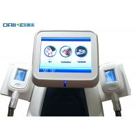 Buy cheap 5 In 1 Vertical Cryo Fat Freezing Machine With Ultrasonic Liposuction from Wholesalers