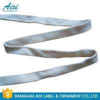China High Tenacity Garment  Accessories / Bags Polyester Woven Tape factory