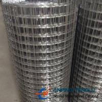 """China AISI304/DIN1.4301 Welded Wire Mesh, 1/4"""" to 8"""" Mesh Size, 48"""" × 100ft Size factory"""