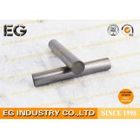 Buy cheap Cylinder Solid Graphite Rod 1.82g / CM3 Bulk Density For Bearings Industry from Wholesalers