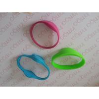 Buy cheap Festival events silicone passive uhf rfid wristbands tag from Wholesalers