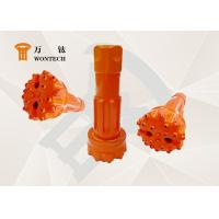Buy cheap Low Breakage And Long Life Time DTH Drill Bit With High Wear Resistance from Wholesalers