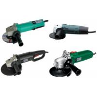 004 Power Tools - Angle Grinders