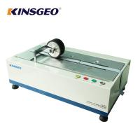 Buy cheap 2PH AC220V Motor Type Rolling Wheel Peel Adhesion Test Equipment For Preparing Sample from Wholesalers