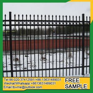 Buy cheap BattleCreek iron craft aluminum fence 6