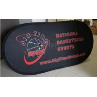 Buy cheap Custom Outdoor Portable Horizontal  A - Frame Display , Sports Pop up Banner from Wholesalers